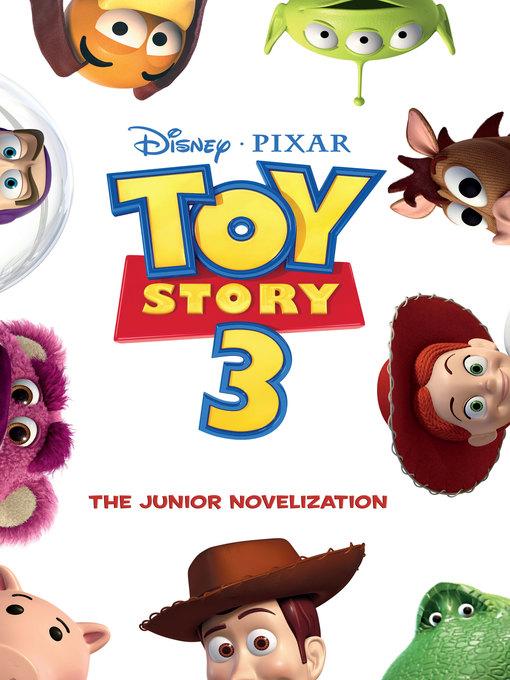 Kids Toy Story 3 Junior Novel C W Mars Overdrive