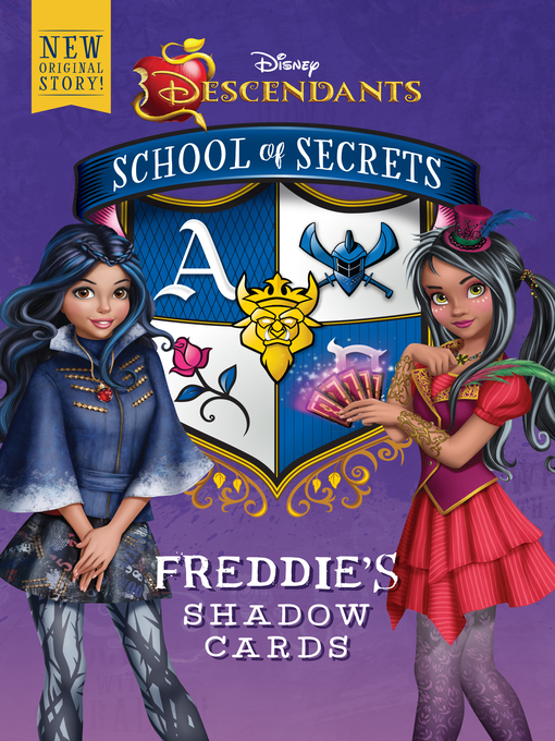 Title details for Freddie's Shadow Cards by Disney Book Group - Wait list
