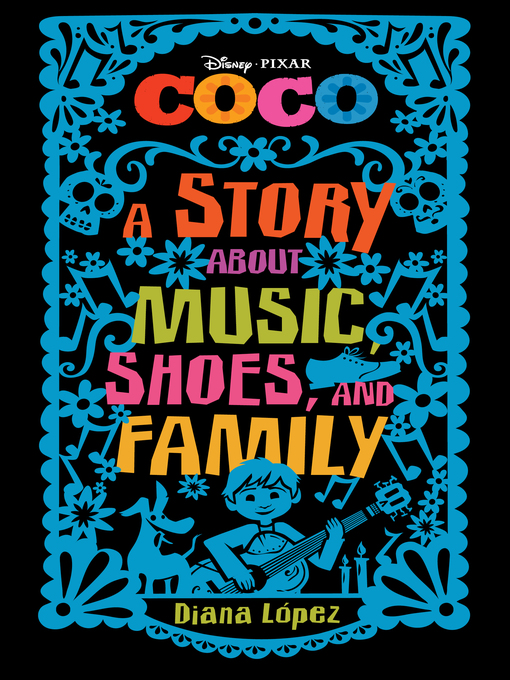 coco a story about music shoes and family pdf