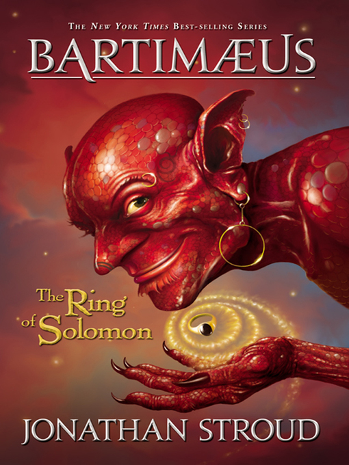 Title details for The Ring of Solomon by Jonathan Stroud - Wait list