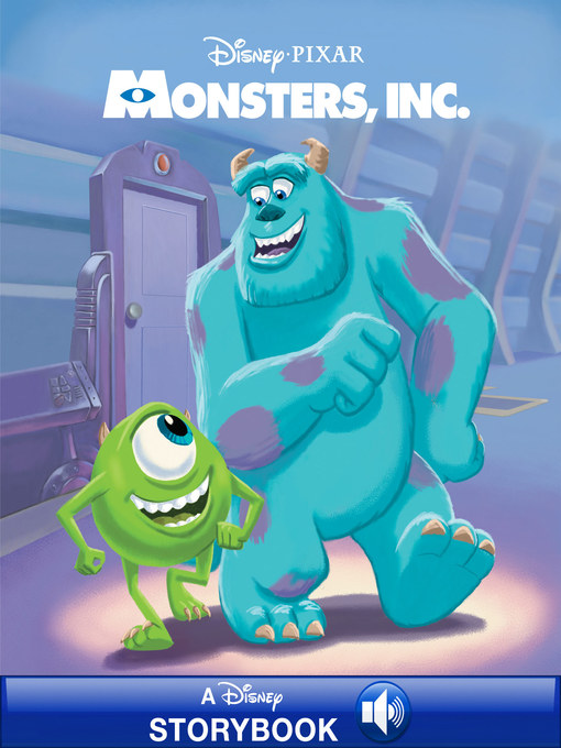 Title details for Disney Classic Stories: Monsters, Inc. by Disney Book Group - Available