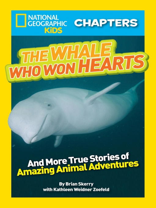 Title details for National Geographic Kids Chapters by Brian Skerry - Available
