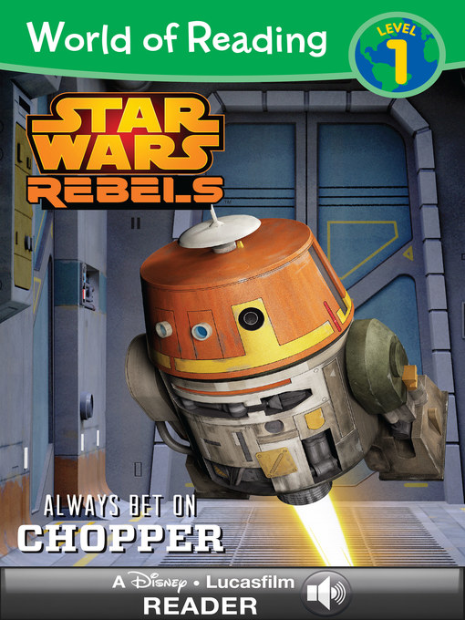 Title details for Always Bet on Chopper by Lucasfilm Press - Available