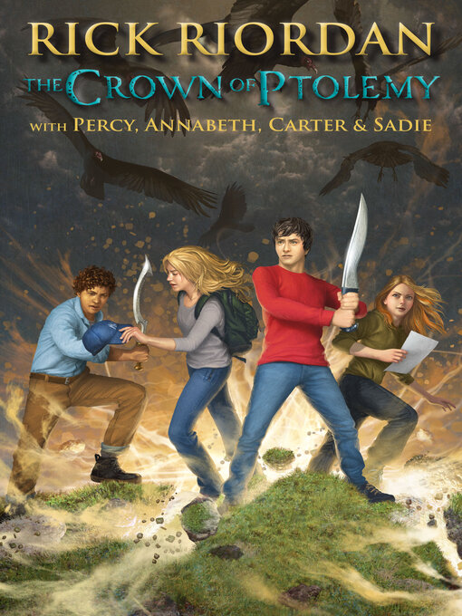 Cover image for book: The Crown of Ptolemy