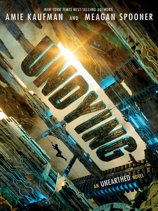 Title details for Undying by Amie Kaufman - Wait list