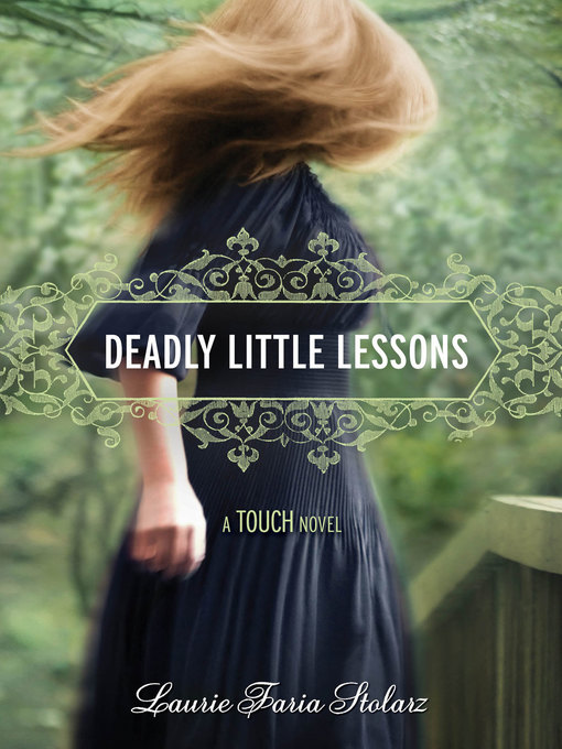 Cover of Deadly Little Lessons