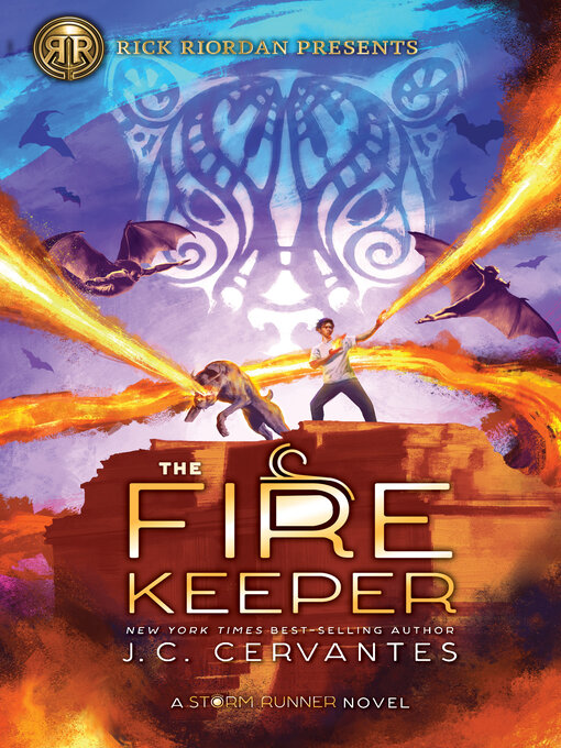 Title details for The Fire Keeper by J.C. Cervantes - Wait list
