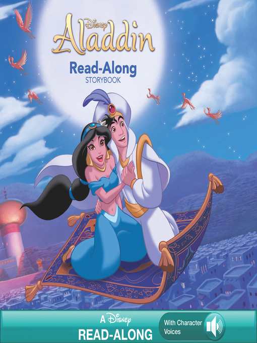 Title details for Aladdin Read-Along Storybook by Disney Book Group - Wait list