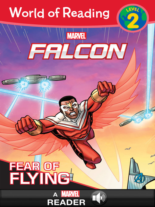 Title details for Falcon: Fear of Flying by Nancy R. Lambert - Available