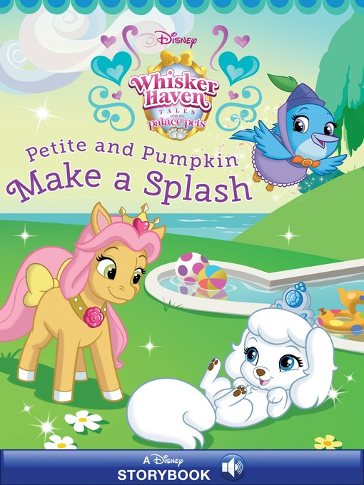 Title details for Petite and Pumpkin Make a Splash: A Disney Read-Along by Disney Books - Wait list