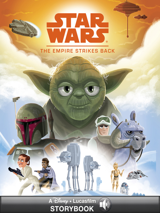 Title details for The Empire Strikes Back by Lucasfilm Press - Available