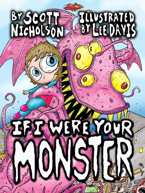 Title details for If I Were Your Monster by Scott Nicholson - Available