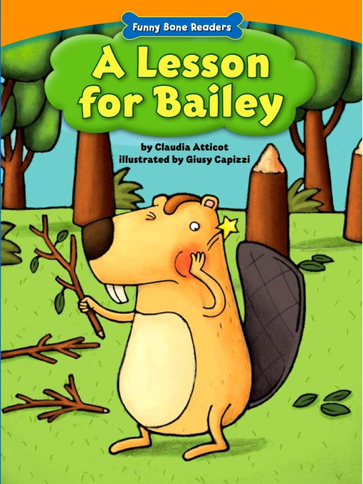 Title details for A Lesson for Bailey by Claudia Atticot - Wait list