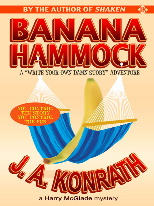 Title details for Banana Hammock by Jack Kilborn - Available