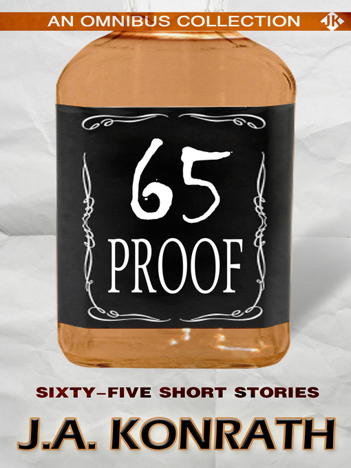 Cover image for 65 Proof