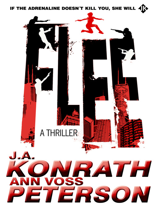 Title details for Flee by Jack Kilborn - Available