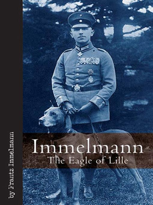 Title details for Immelmann by Frantz Immelmann - Available