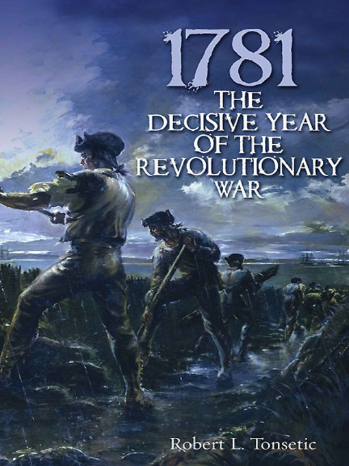 Title details for 1781 by Robert Tonsetic - Available