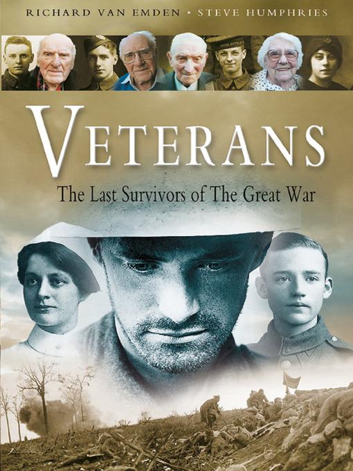 Title details for Veterans by Richard van Emden - Available