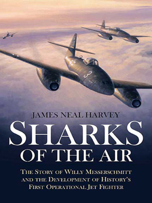 Title details for Sharks of the Air by James Harvey - Wait list