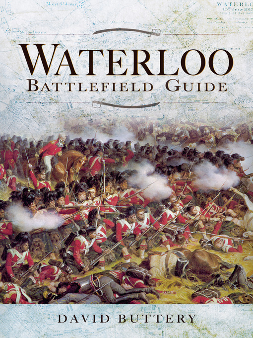 Cover of Waterloo Battlefield Guide