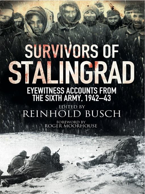 Cover of Survivors of Stalingrad
