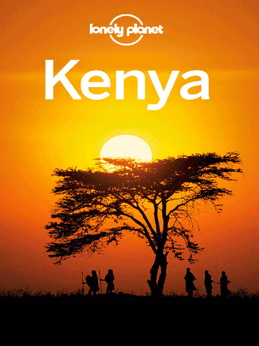 Title details for Kenya by Lonely Planet - Available