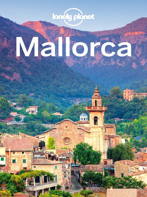 Upplýsingar um Mallorca Travel Guide eftir Lonely Planet - Til útláns