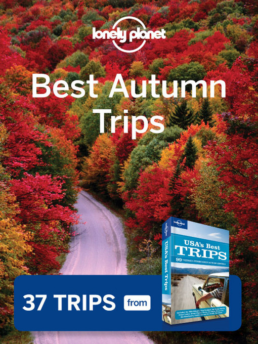 Title details for Best Autumn Trips by Lonely Planet - Available