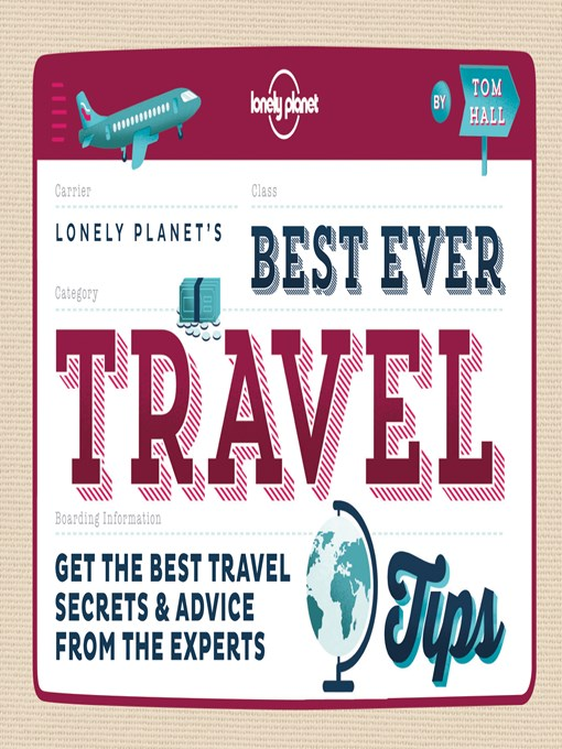 Cover of Best Ever Travel Tips