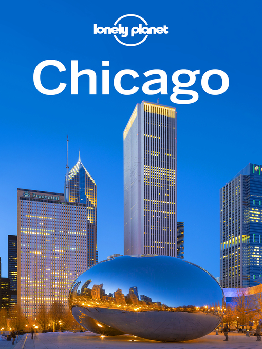 Title details for Chicago 8 by Lonely Planet - Wait list