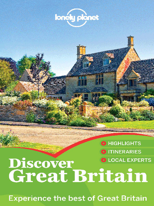 Title details for Discover Great Britain by Lonely Planet - Available