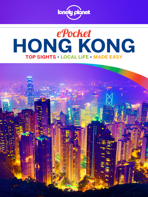 Title details for Pocket Hong Kong Travel Guide by Lonely Planet - Wait list