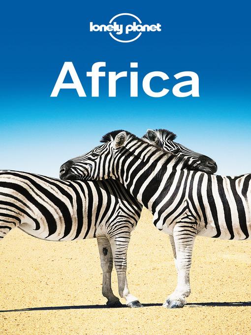 Upplýsingar um Africa Travel Guide eftir Lonely Planet - Til útláns