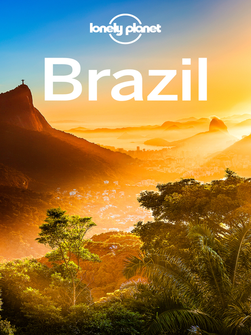 Title details for Brazil Travel Guide by Lonely Planet - Wait list