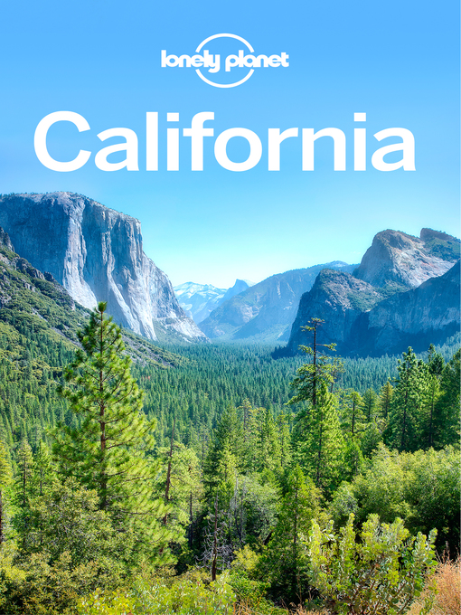 Title details for California by Lonely Planet - Wait list