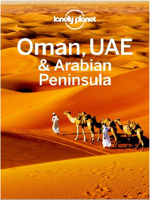 Cover of Lonely Planet Oman, UAE & Arabian Peninsula