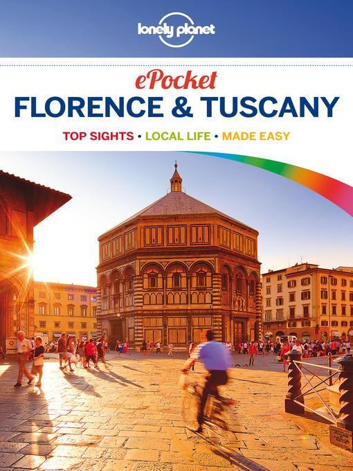 Upplýsingar um Pocket Florence Travel Guide eftir Lonely Planet - Biðlisti
