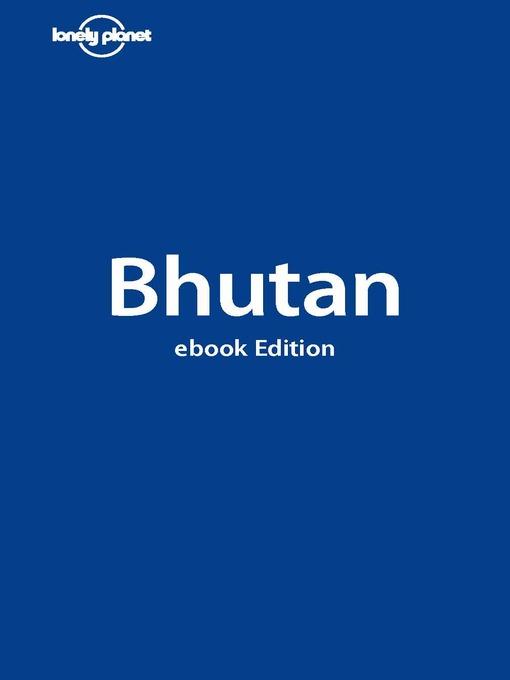 Title details for Bhutan by Stan Armington - Available