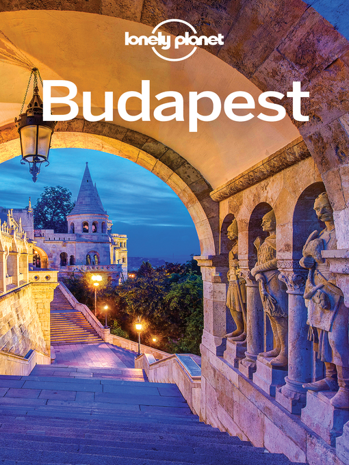 Title details for Budapest by Lonely Planet - Wait list