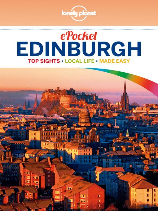 Upplýsingar um Lonely Planet's Pocket Edinburgh eftir Lonely Planet - Biðlisti