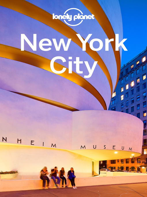 Title details for New York City Travel Guide by Lonely Planet - Available
