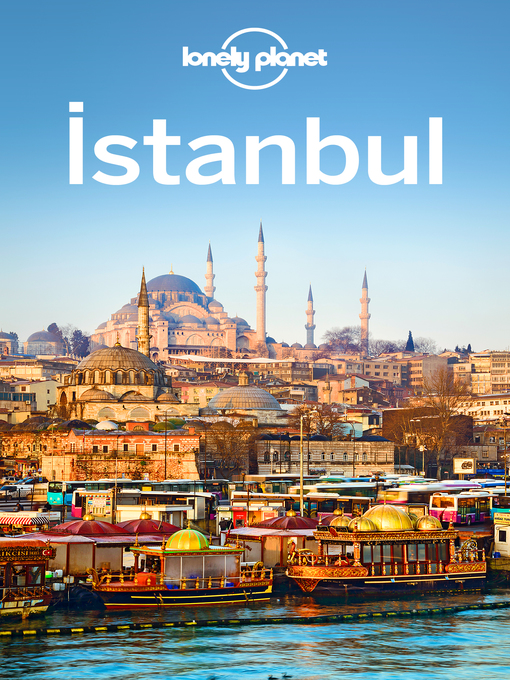 Title details for Istanbul Travel Guide by Lonely Planet - Available