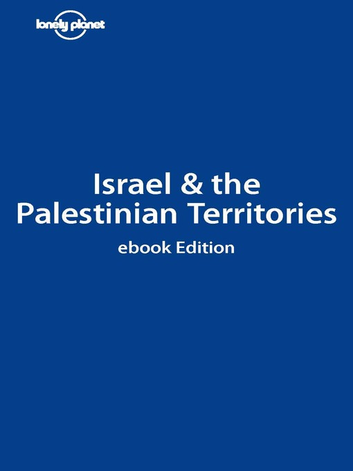 Title details for Israel & the Palestinian Territories by Amelia Thomas - Available