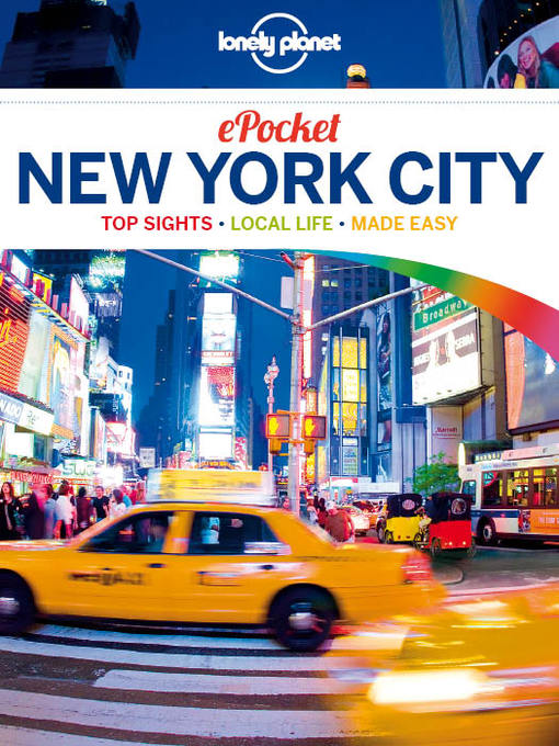 6c1e8b02b927 Title details for Pocket New York City Travel Guide by Lonely Planet -  Available