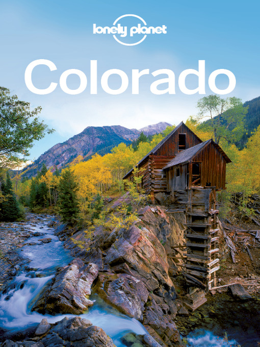 Title details for Colorado by Lonely Planet - Available