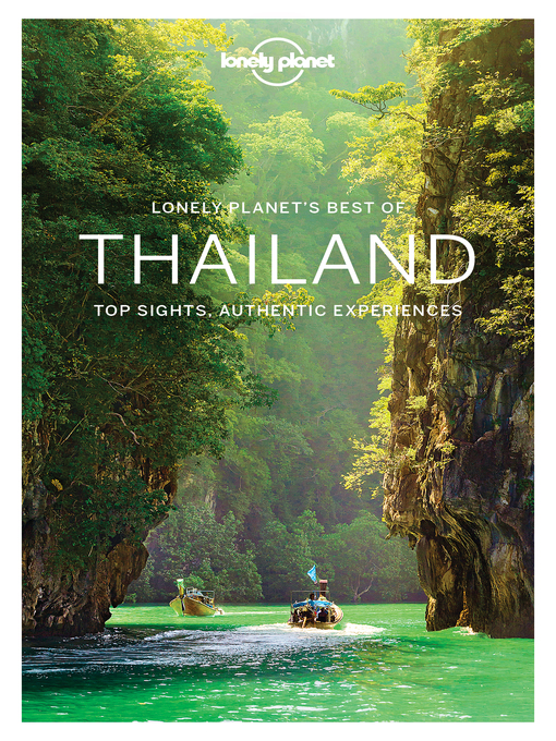 Thailand Lonely Planet Epub