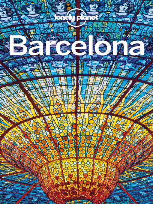 Upplýsingar um Barcelona Travel Guide eftir Lonely Planet - Til útláns