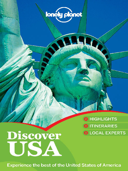 Title details for Discover USA Travel Guide by Lonely Planet - Available