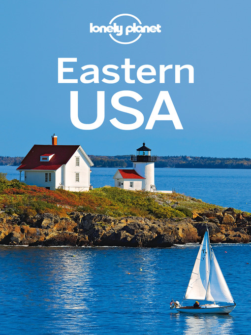 Cover of Eastern USA Travel Guide